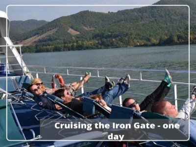 Regular tours - Cruising the Iron Gate