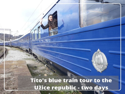 Titos blue train