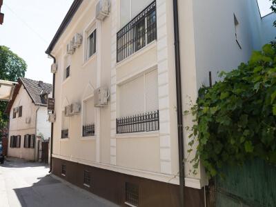 Exclusive apartments in Novi Sad building