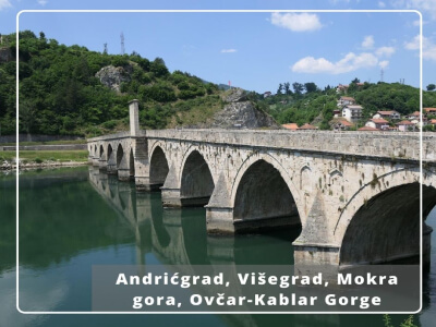 Regular tours Visegrad