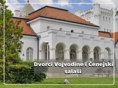 izleti za penzionere Dvorci Vojvodine